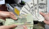 Tỷ giá VND/USD đầu tuần vẫn ở mức kịch trần
