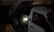 Hà Nội: Bắt nóng đối tượng đổ trộm phế thải