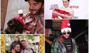 Sao Hollywood tưng bừng mừng lễ Giáng sinh 2015