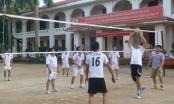 Đăk Nông: Sôi nổi giải bóng chuyền chào mừng ngày truyền thống lực lượng CSGT