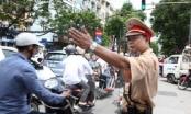 Hà Nội: Phân luồng giao thông phục vụ Lễ xuất quân bảo vệ ĐH Đảng