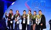 Siêu mẫu Việt Nam 2015: Khả Trang, Tuấn Anh ngoạn mục giành giải vàng