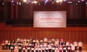 Toyota trao học bổng tài năng trẻ âm nhạc Việt Nam 2015