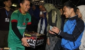 Tuấn Hưng đá bóng gây quỹ từ thiện cho trẻ em nghèo xứ Nghệ