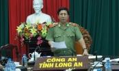 Công an thông tin vụ nổ súng nhà Bí thư huyện ủy Đức Hòa