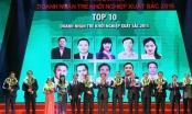 Top 10 doanh nhân trẻ khởi nghiệp xuất sắc năm 2015