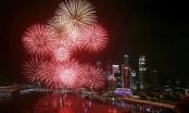 Những hình ảnh ấn tượng trong thời khắc chuyển giao năm mới 2016