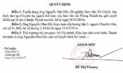 Hưng Yên: Thí sinh không đủ điều kiện thi công chức đã trúng tuyển
