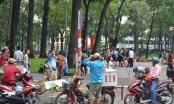 """TP Hồ Chí Minh: Công viên cây xanh 30/4 """"kêu cứu""""!"""