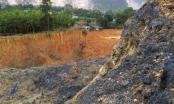 Kỳ 1-Lương Sơn (Hòa Bình): Nhức nhối nạn khai thác đất đồi tràn lan