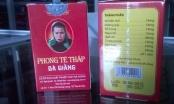 Nghệ An: Lô Phong tê thấp Bà Giằng bị đình chỉ vẫn được bày bán