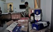 Đà Nẵng: Bắt giữ 252 chai rượu ngoại không có nguồn gốc