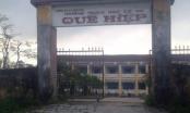 Quảng Nam: Trộm đột nhập trường THCS Quế Hiệp cướp nhiều tài sản giá trị