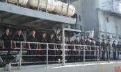Tàu khu trục chống ngầm Hải quân Liên bang Nga thăm Đà Nẵng