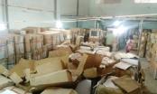 TPHCM: Bắt giữ kho hàng lớn đã qua sử dụng nhập khẩu trái phép