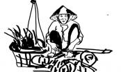 Audio Plus: Bà lão bán rau
