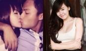 Cầu thủ Mạc Hồng Quân ôm hôn say đắm Bà Tưng