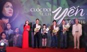 Dàn diễn viên trẻ hội tụ đêm ra mắt phim Cuộc đời của Yến