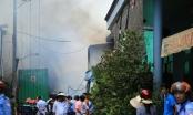 Cháy lớn ở Bình Dương, hàng trăm công nhân lo mất Tết