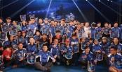 Đà Nẵng: Đại hội Yamaha toàn quốc 2016 thu hút hàng ngàn tay đua