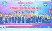 TP HCM: Hàng vạn HS, SV khởi động chiến dịch Xuân tình nguyện 2016