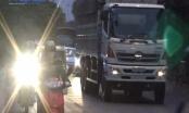 Hàng loạt lái xe quá tải tìm đường né trạm thu phí QL5