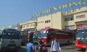 TP HCM: Bến xe Miền Đông chỉ bán được 400 vé Tết trong ngày đầu
