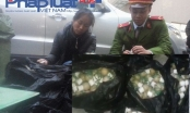 Hà Nội: Bắt khẩn cấp kẻ vận chuyển gần 800 quả pháo khủng