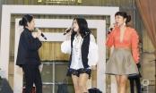 4 diva nhạc Việt tất bật luyện tập cho liveshow Ngày xanh