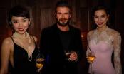 Hồ Ngọc Hà và Tóc Tiên sang Thượng Hải tái ngộ Beckham