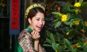 Hoa khôi Nam Em lấn sân ca hát với MV Tết sang