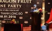 Vang Thanh Long Đỏ nhận cúp vàng sản phẩm được yêu thích ASEAN 2015