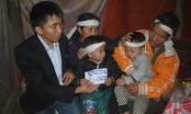 Nhịp cầu Plus mang sẻ chia đến với 2 bé mồ côi ở Nghệ An