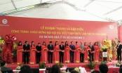 Ecohome 2 khánh thành và gắn biển chào mừng Đại hội Đảng toàn quốc