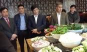 Kiểm soát chặt chẽ thực phẩm phục vụ Đại hội Đảng lần thứ XII