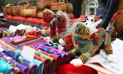 Tái hiện chợ Tết xưa tại khách sạn Metropole Hà Nội