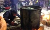 Nghệ An: 1000 chiếc bánh chưng đến vùng cao băng giá