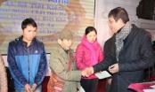 900 triệu đồng ủng hộ nạn nhân chất độc da cam đón Tết