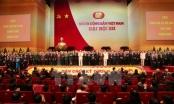 Ban Chấp hành Trung ương Đảng khóa XII ra mắt