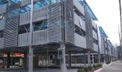 Hà Nội: Độc đáo nhà đỗ xe giàn thép có cảm biến thông minh
