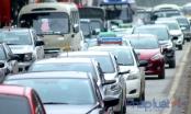 Hà Nội: Sát Tết, ùn tắc kinh hoàng trên nhiều tuyến phố