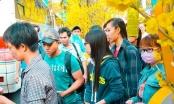 TP HCM: 2000 sinh viên được xe đưa miễn phí về quê ăn Tết