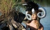 """Ấn tượng bộ ảnh """"Quái vật và giai nhân trong rừng"""