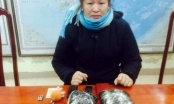 Bắt nữ quái tuồn 2kg ma túy từ Cao Bằng về Hà Nội tiêu thụ
