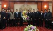 Bộ trưởng Bộ Tư pháp Hà Hùng Cường dâng hương tưởng niệm các Vua hùng