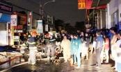 TP HCM: Cháy lớn liên tiếp 3 nhà dân, nhiều người kêu cứu