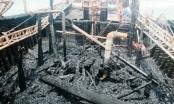 Quảng Ngãi: Cháy 3 tàu cá công suất lớn, thiệt hại gần 5 tỷ đồng