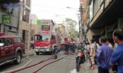 Cháy khách sạn giữa trung tâm Sài Gòn, hàng chục người hoảng loạn