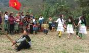 Những trò chơi dân gian của người Mông ở Yên Bái trong ngày Tết