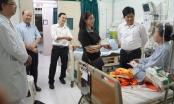 Giao thừa, Giám đốc Bệnh viện xuống tận giường bệnh động viên bệnh nhân